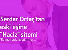 Serdar Ortaç'tan Eski Eşine 'Haciz' Sitemi: İnsanlar Böyle Maalesef