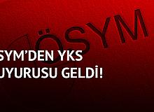 YKS Adayları Dikkat! Sınav Giriş Belgeleri Erişime Açıldı