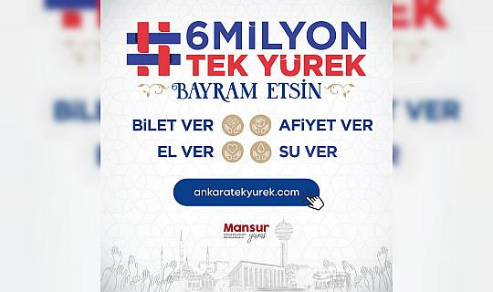 '6 Milyon Tek Yürek' kampanyasında toplanan tutar 26 milyon lirayı geçti