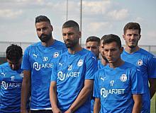 AFJET Afyonspor, yeni sezon hazırlıklarına başladı
