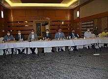 Afyonkarahisar'da ASKOM 15. Bölge toplantısı yapıldı