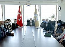 Almanya İstanbul Başkonsolosu Johannes Regenbrecht Edirne'de