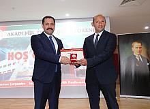 Amasya Üniversitesi'nde akademik teşvik ödül töreni yapıldı