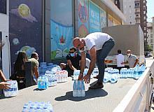 Antalyalılar Manavgat için seferber oldu