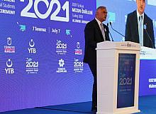 """Bakan Ersoy: """"2 bin 366 yabancı öğrenci mezun ettik"""""""