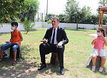 """Bakan Selçuk: """"Çocuklarımızın hayallerini tetiklemek için masal evlerine ihtiyacımız var"""""""
