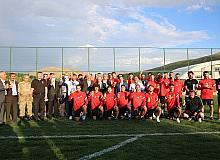 Bayburtspor yeni sezon hazırlıklarına tam kadro başladı