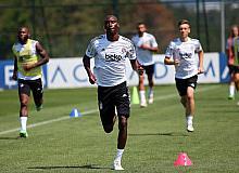 Beşiktaş hazırlıklarına devam etti