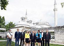 Bulgaristan'ın önde gelen üç üniversitesinin rektörü Edirne'de