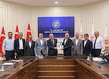 Büro Memur-Sen Başkanı Yazgan, Toplu Sözleşme taleplerini ilgili bakanlığa iletti