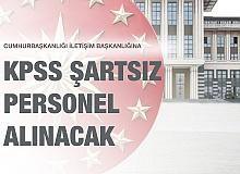 Cumhurbaşkanlığı'na KPSS Şartsız Personel Alımı için Sınav Başvuru Şartları ve Sınava Dair Detaylar