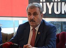 """Destici: """"Köy korucularının aldığı ücret HDP'yi ve CHP'yi neden rahatsız ediyor?"""""""