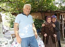Emekliler tatillerini baba ocağında geçiriyor