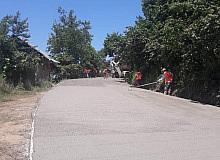 Fatsa'nın mahallelerine beton yol konforu