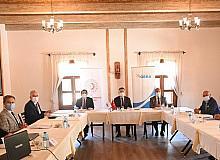 GEKA 141'nci yönetim kurulu toplantısı Aydın'da yaptı