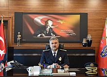 Giresun Emniyet Müdürlüğü'ne Siirt Emniyet Müdürü Saruhan Kızılay atandı