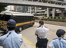 Hong Kong'da Ulusal Güvenlik Yasası kapsamında suçlu bulunan ilk kişiye 9 yıl hapis cezası