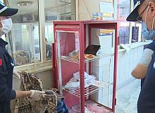 """Isparta'da zabıtadan fırın işletmecisine """"Bu şekilde halkımıza ekmek yedirmeyelim"""" uyarısı"""