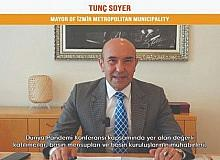 İzmir'de Dünya Pandemi Konferansı başladı