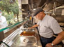 İzmir'e 3 bin kişilik mobil mutfak