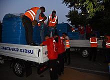 Kadıköy Belediyesi'nden Manavgat ve Marmaris'e destek