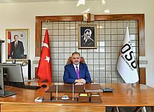 """Kayseri OSB Başkanı Nursaçan: """"Kayseri dış ticaret fazlası vermeye devam ediyor"""""""