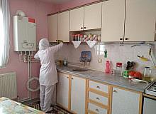 Kısıtlama sonrası yaşlı bakım ve ev temizliği hizmeti yeniden başladı