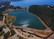 Kuşadası Adagöl ve Sevgi Plajı'nda mangal yakmak yasaklandı
