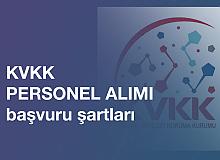 KVKK Personel Alımı Yapacak! Başvuru Tarihleri ve Şartları
