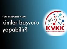 KVKK Uzman Yardımcısı Alımı Yapacak