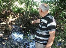 Manyas'ta derelerde kirliliğin önü alınmıyor