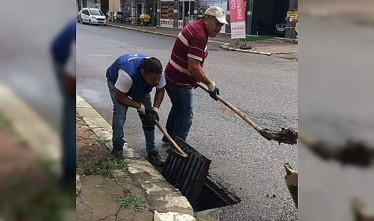 Meteoroloji uyardı Cumayeri Belediyesi teyakkuza geçti