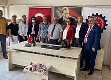Milletvekilleri emekliler ile bir araya geldi