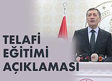 Milli Eğitim Bakanı Selçuk'tan Telafi Eğitimleriyle İlgili Açıklama