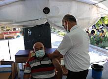 Niğde'de 278 bin 500 aşı yapıldı
