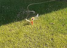 Osmancık'ta şebeke suyuyla bahçe sulamak yasaklandı