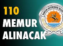 Samsun Büyükşehir Belediyesi'ne 110 Memur Alımı Yapılacak