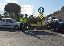 Tavşanlı'da trafik kazası: 7 yaralı