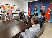 TBMM'den Tekirdağ'daki okullara 75 bilgisayar ve 30 adet yazıcı yardımı
