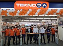 Teknosa mağazaları Türkiye'nin 69 iline yayıldı