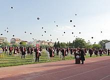Tıbbın yeni neferleri mezuniyet coşkusu yaşadı