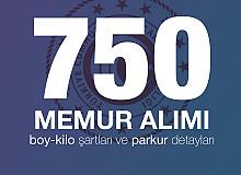 Ticaret Bakanlığı'na 750 Muhafaza Memuru Alımında Boy Şartı ve Parkur Ayrıntıları