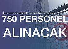 Ticaret Bakanlığı'na Sözleşmeli 750 Sözleşmeli Muhafaza Memuru Alımı Başvuru Şartları ve Tarihleri