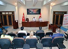 Tunceli'de bayramda alınacak tedbirler değerlendirildi
