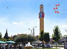 Türk Yıldızları Çorum'da gösteri uçuşu yapacak