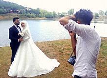 Türkiye'nin ilk milli parkı, gelin-damat ve fotoğrafçıların vazgeçilmez mekanı oldu