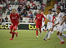 UEFA Avrupa Konferans Ligi: Sivasspor: 0 - Petrocub: 0 (Maç devam ediyor)