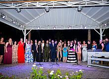 Uluslararası yetenekler Bodrum'da bir araya geldi