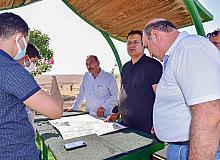 Viranşehir ve Ceylanpınar'a katı atık tesisi kuruluyor