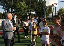 Yaz dönemi ile birlikte spor merkezleri doldu